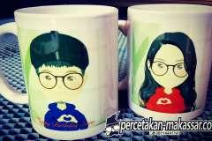 Tenpat cetak mug murah di Kota Makassar
