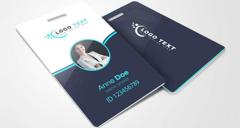5 Desain ID Card Digital Profesional dan Menarik