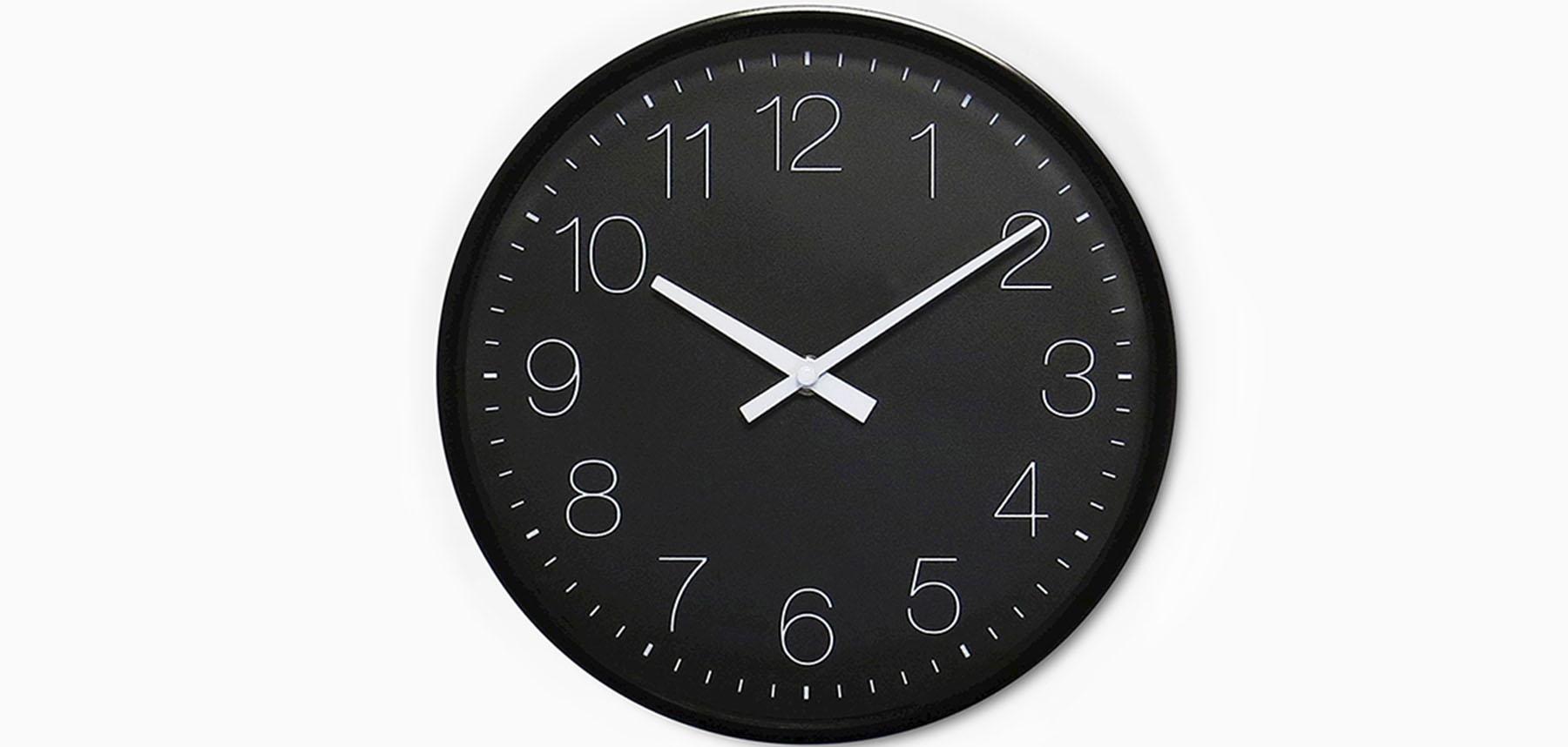 Jam Dinding Sebagai Media Promosi yang Bertahan Lama