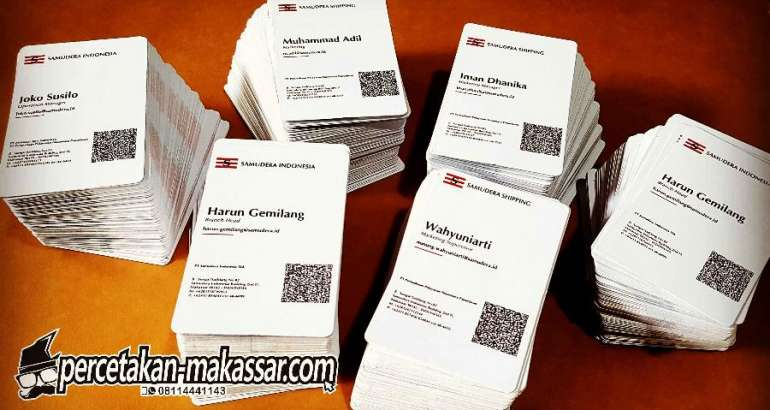 Memilih Percetakan ID Card yang Berkualitas