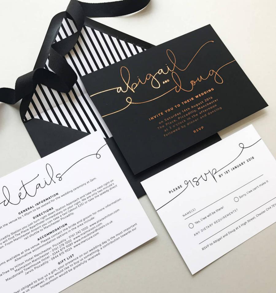 Tips Desain Kartu Undangan Pernikahan Sebelum Dikirim ke Percetakan