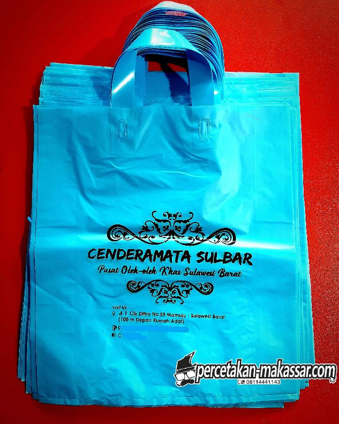 Promosi Murah dengan Sablon Kantong Plastik