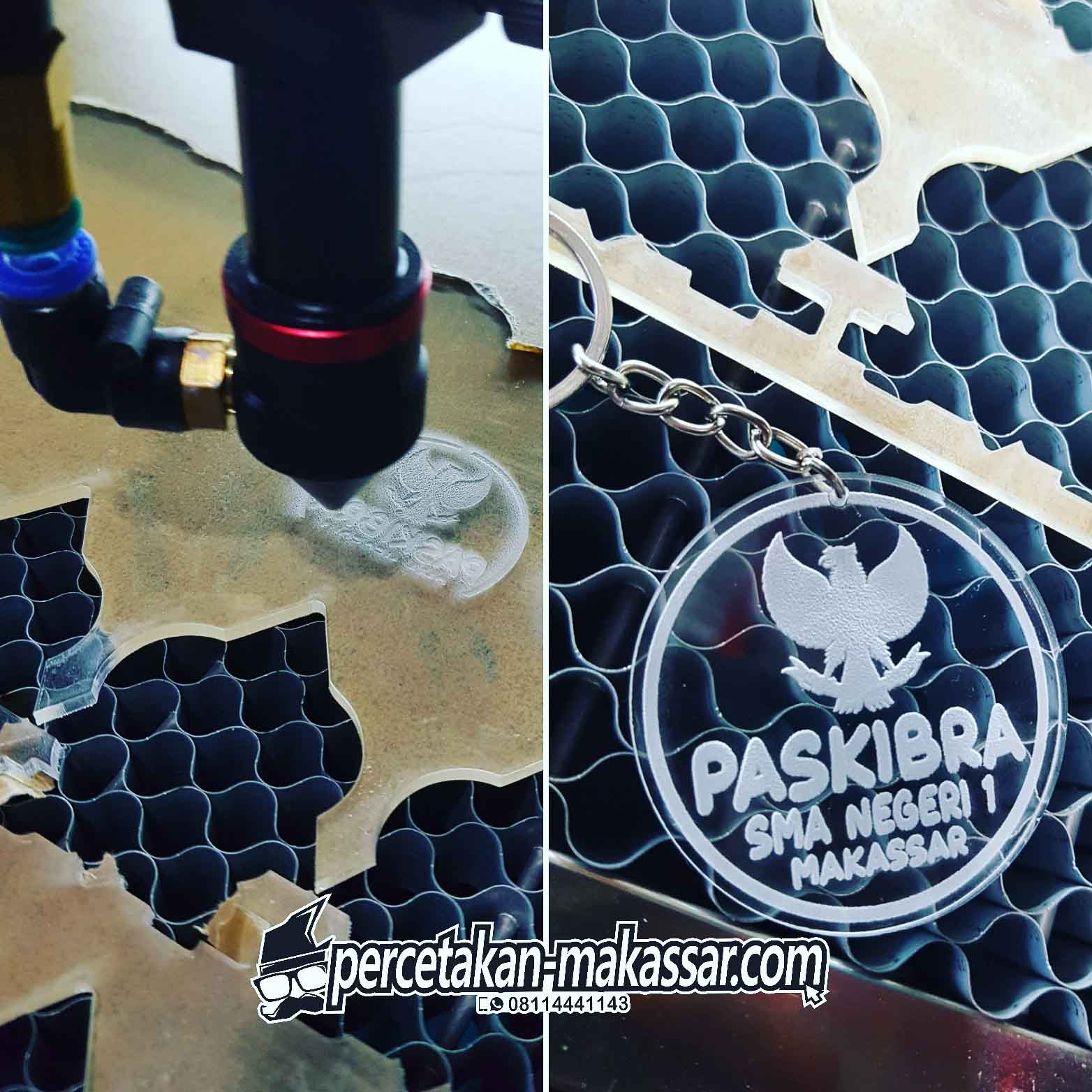 Gantungan kunci murah di Makassar